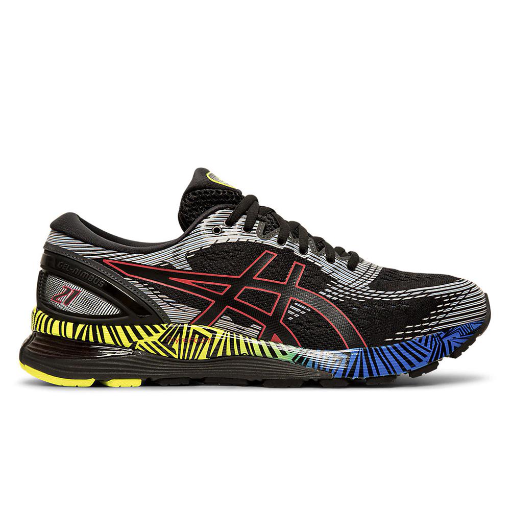Details zu Schuhe Asics Gel Nimbus 21 Ls 1011A632 001 Schwarz