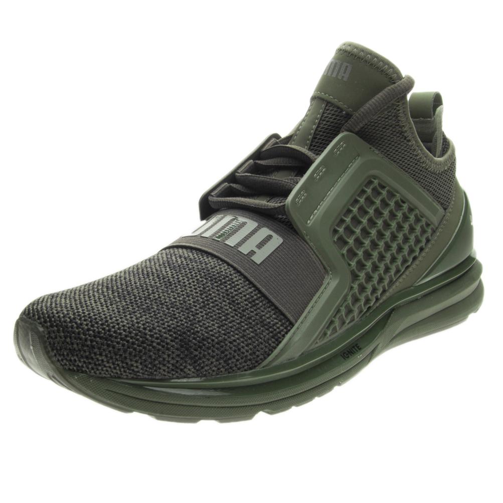 scarpe puma ignite verdi
