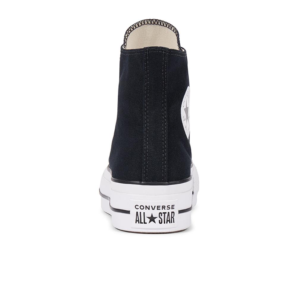 half price 027f7d21 negro converse zapatillas chuck taylor