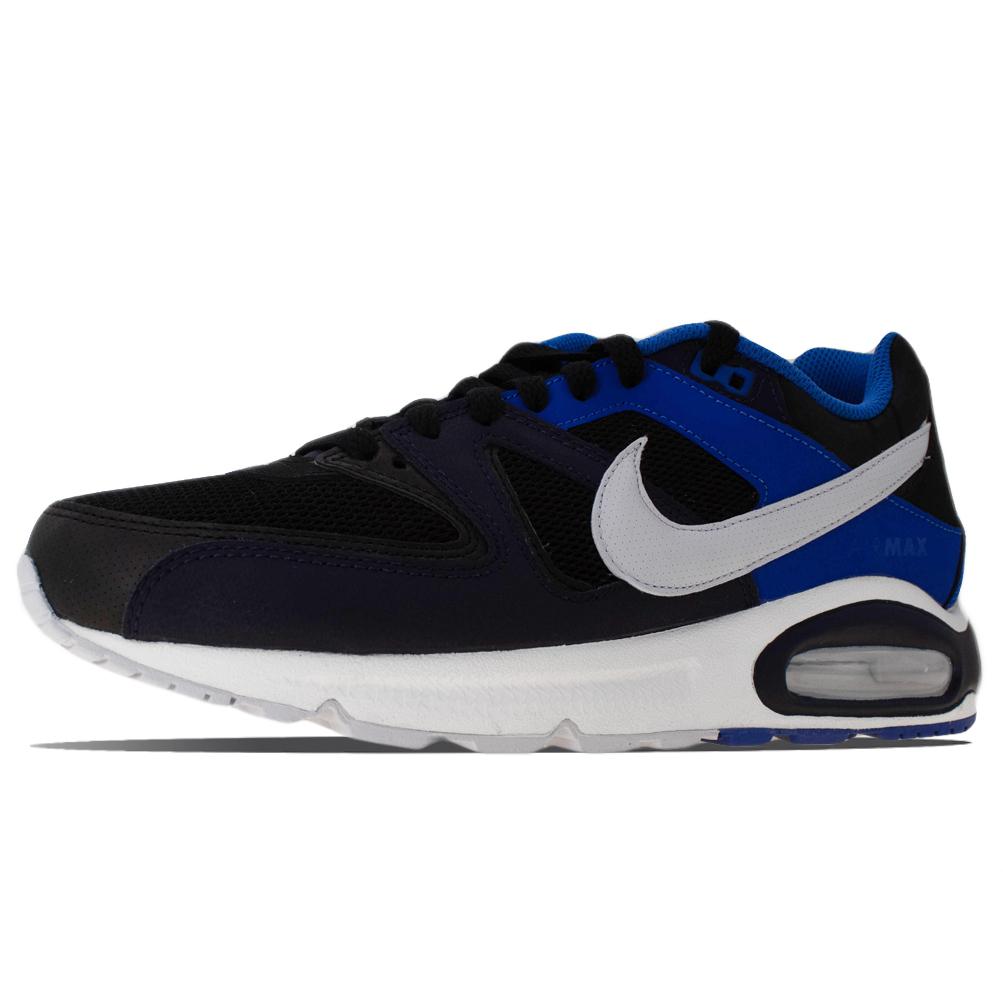 Dettagli su Scarpe Nike Air Max Command 629993 048 Nero