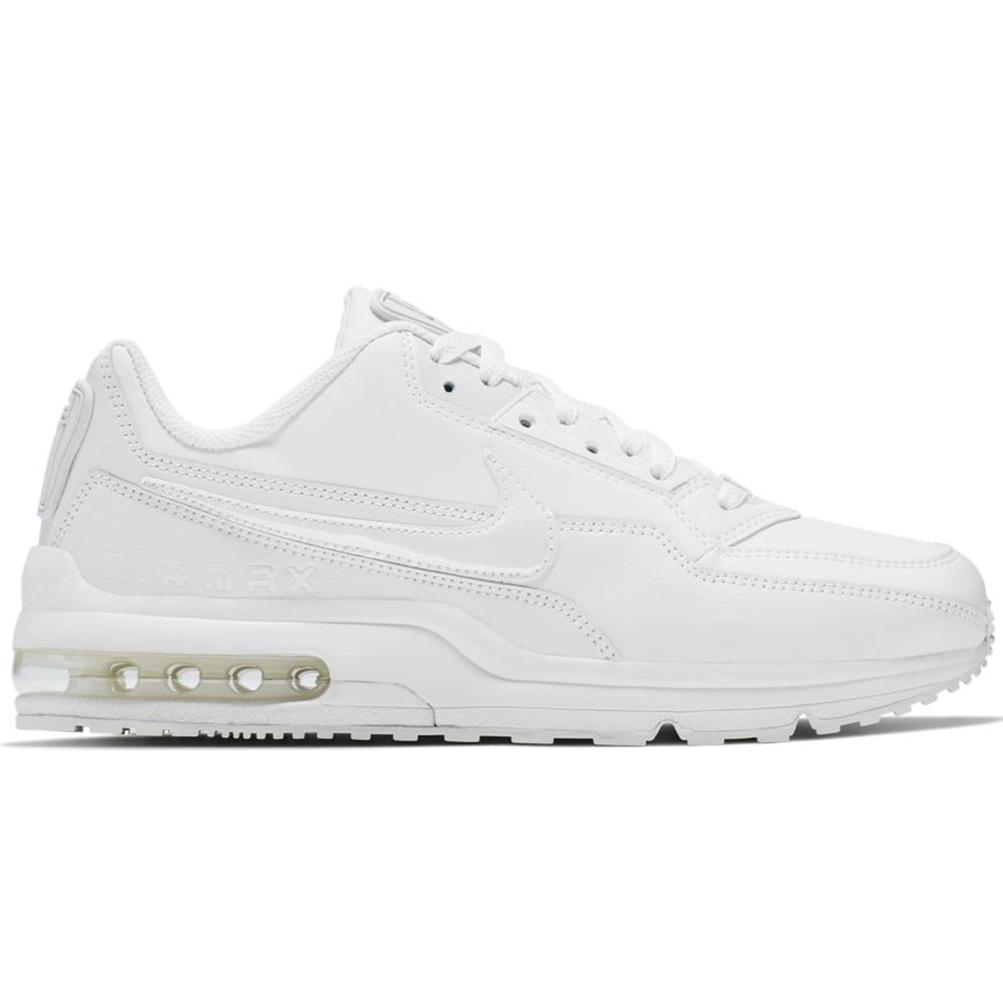Dettagli su Scarpe Nike Air Max Ltd 3 Taglia 44 687977 111 Bianco