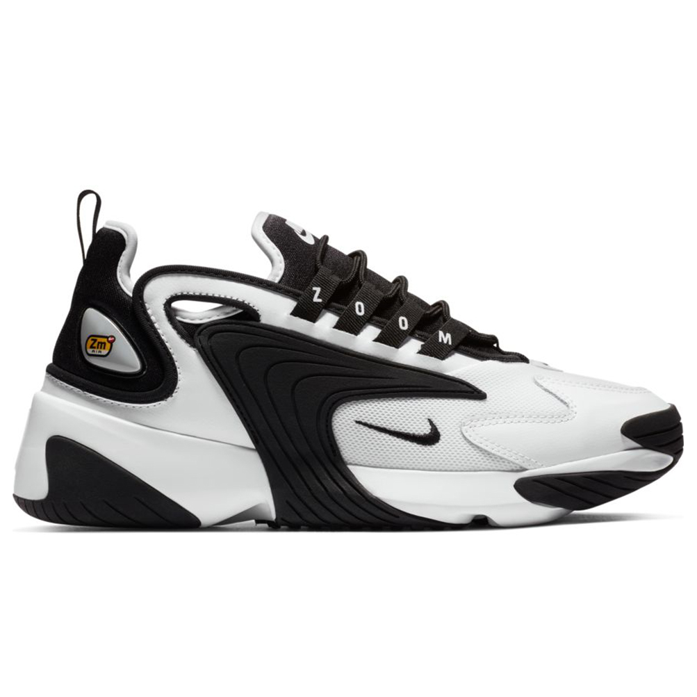 Dettagli su Scarpe Nike Wmns Nike Zoom 2K Taglia 43 AO0354 100 Bianco
