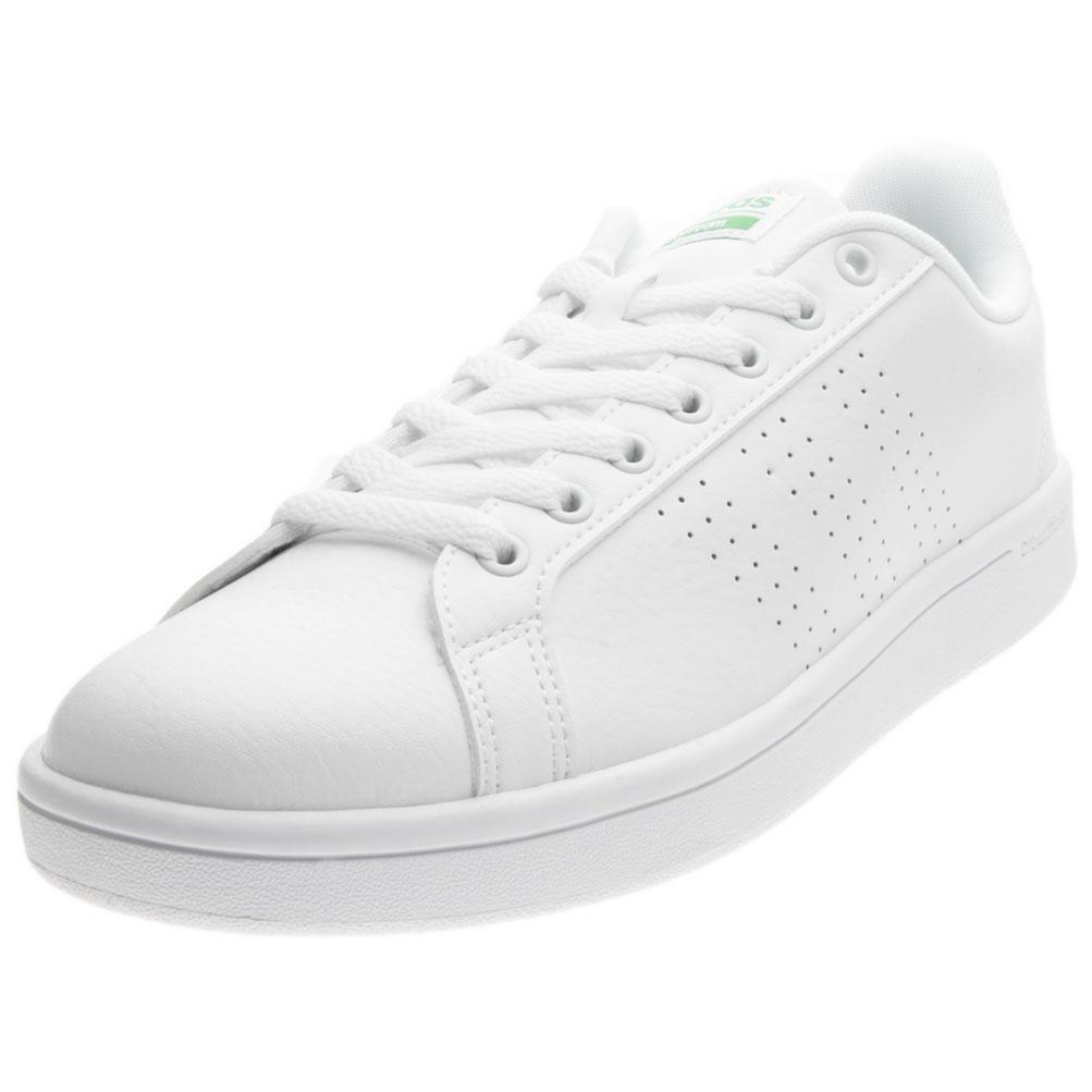 Scarpe Adidas Cloudfoam Advantage Clean Taglia 43 1/3 AW3914 Bianco