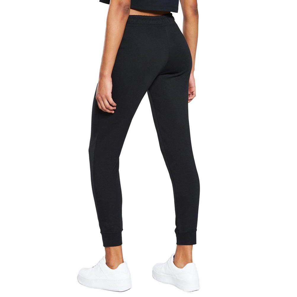 Détails sur Pantalone Donna Nike Essentials Tight Fleece Nero Codice BV4099 010