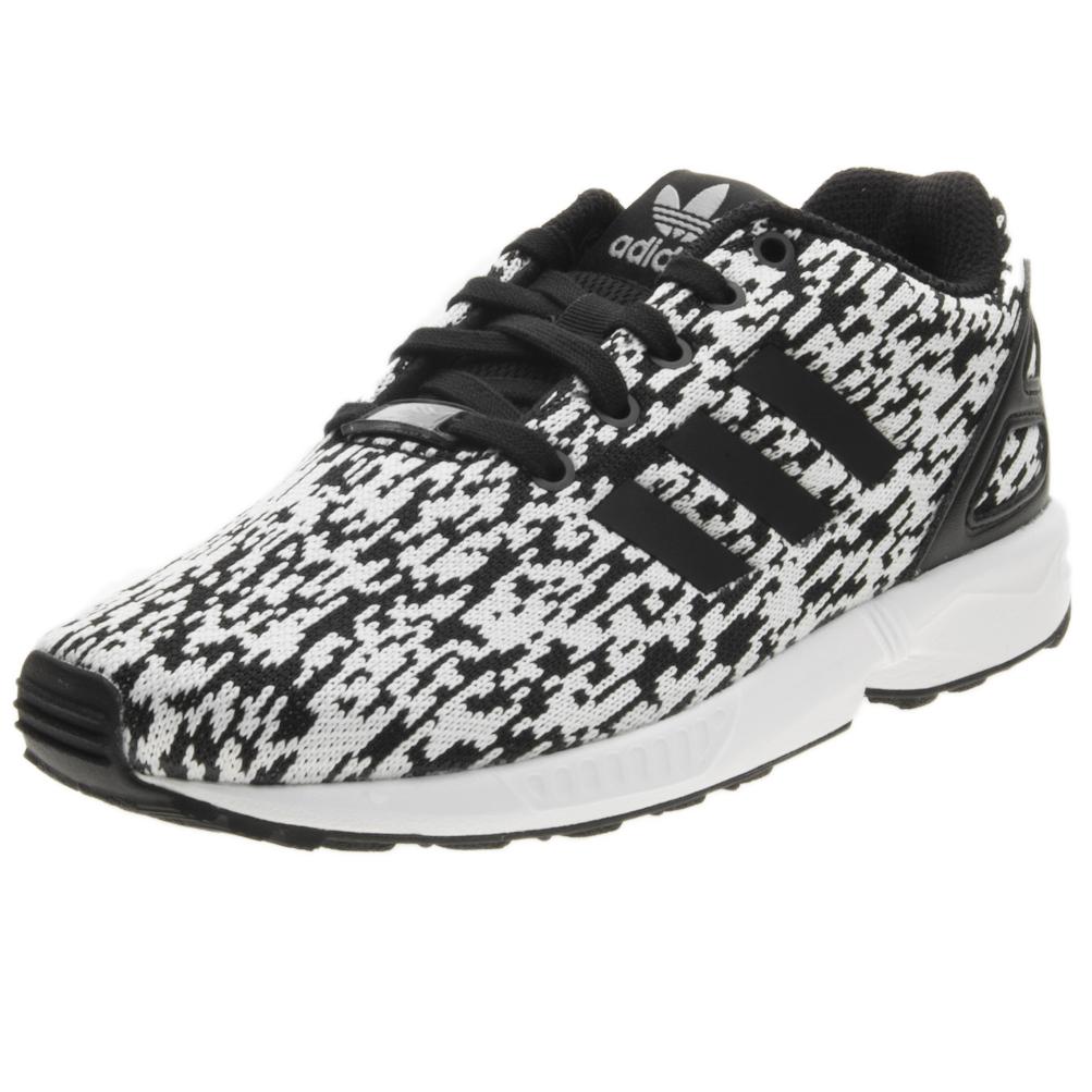 Scarpe adidas zx flux c taglia 33 by9856 bianco ebay for Adidas che cambiano colore