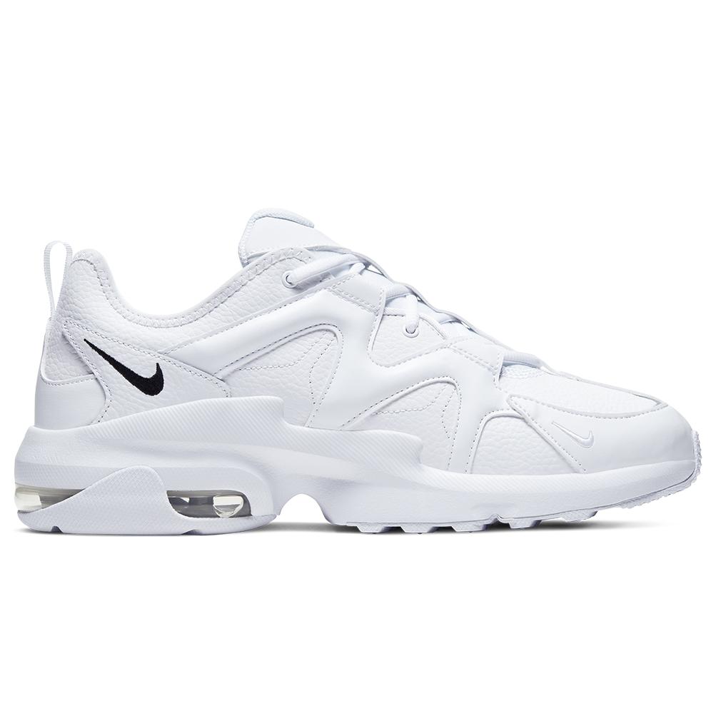 Dettagli su Scarpe Nike Nike Air Max Graviton Leather Taglia 42.5 CD4151 100 Bianco