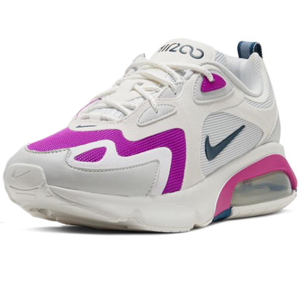 Dettagli su Scarpe Nike Wmns Air Max 200 CI3867 001 Grigio