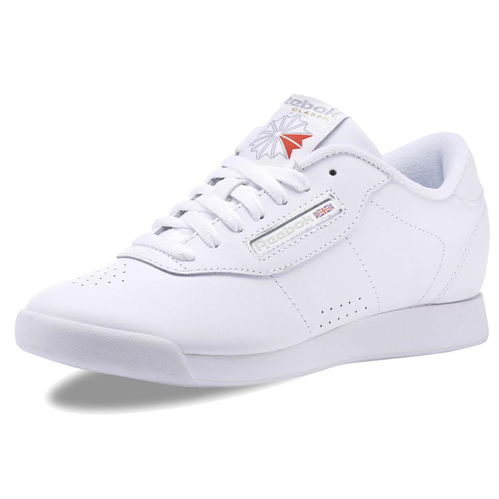 Détails sur Chaussures Reebok Princess CN2212 Blanc