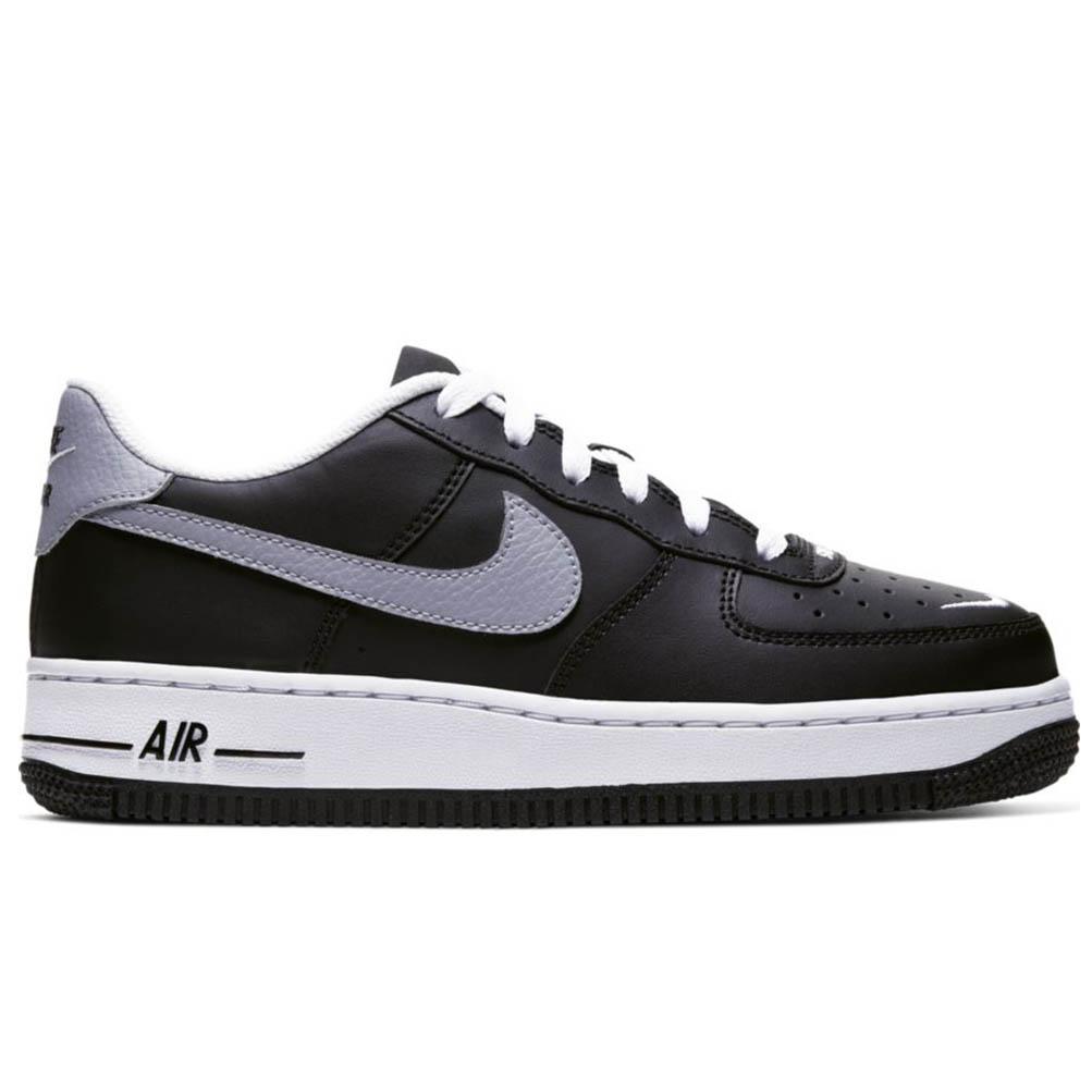 Dettagli su Scarpe Nike Air Force 1 Lv8 (Gs) CT5531 001 Nero