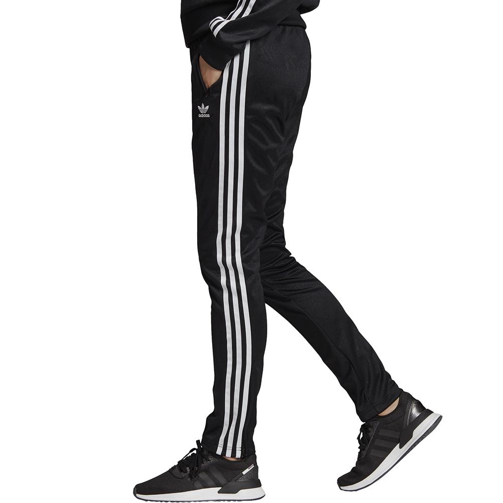 Détails sur Adidas Originals Pantalone Donna Sst Nero Codice ED7463