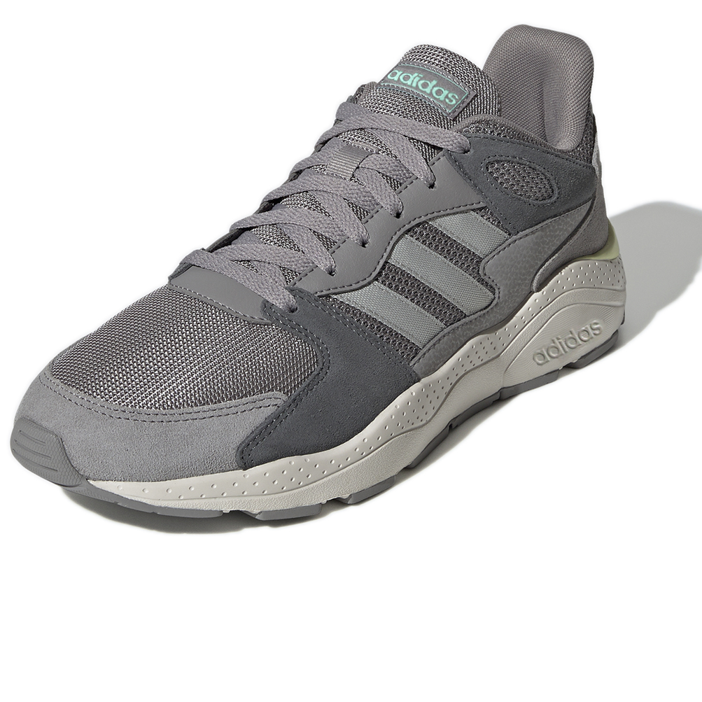 Dettagli su Scarpe Adidas Crazychaos Taglia 41 13 EG8742 Grigio